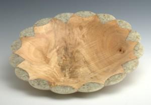 silver maple with stone rim (Small)
